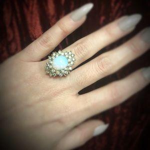Vintage costume ring